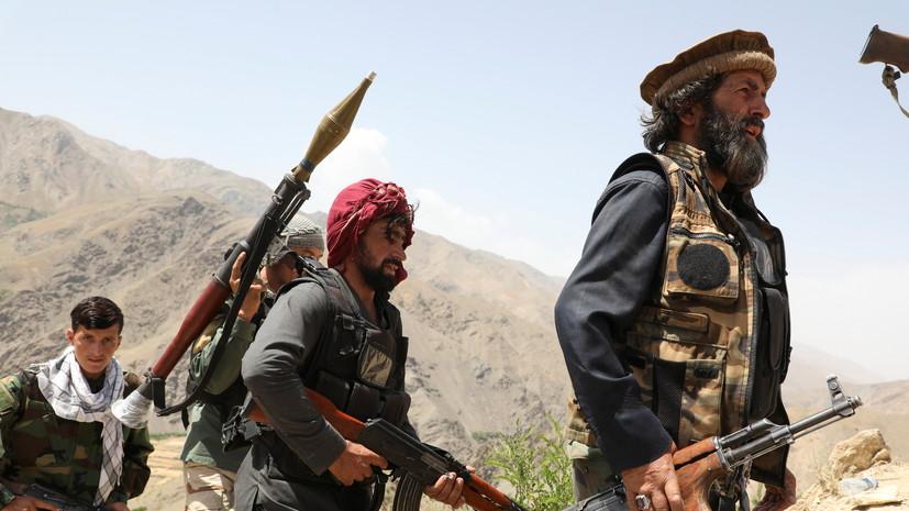 Талибы уверены, что Кабул не вернёт под контроль северные районы Афганистана