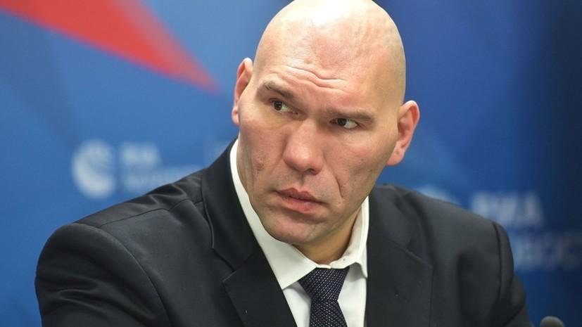 Валуев считает, что судьбу Черчесова во главе сборной России должны решать госчиновники