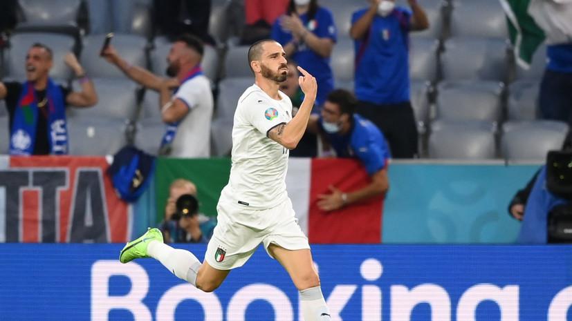 Бонуччи: в матче Италия — Испания нет фаворита