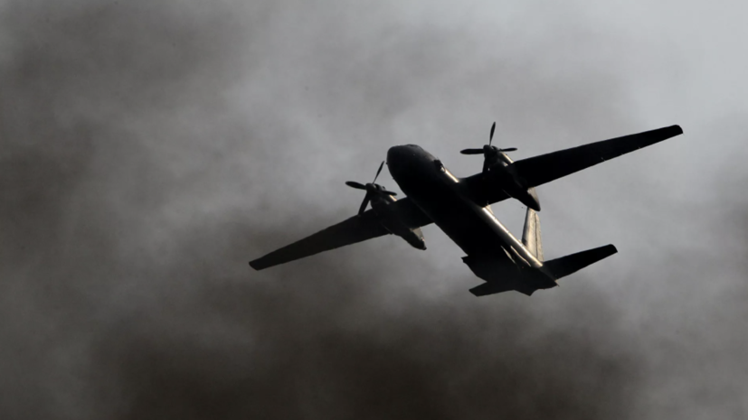 На Камчатке пропала связь с самолётом Ан-26 с более 20 пассажирами
