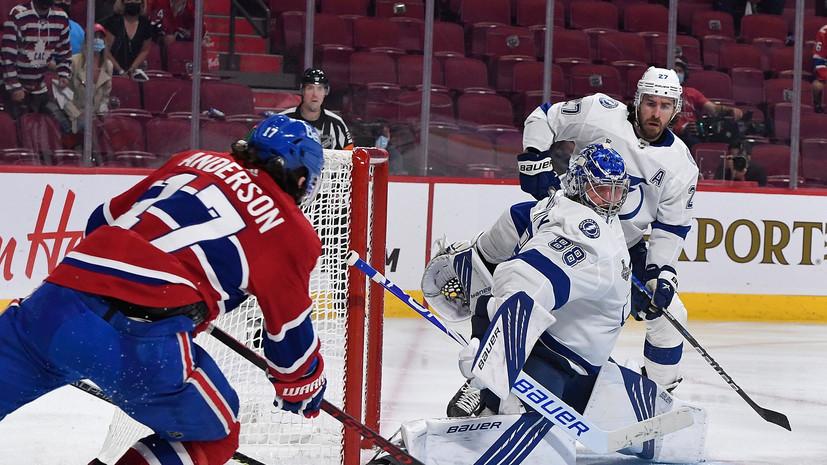 Нынешний плей-офф НХЛ вошёл в топ-5 в истории лиги по количеству овертаймов