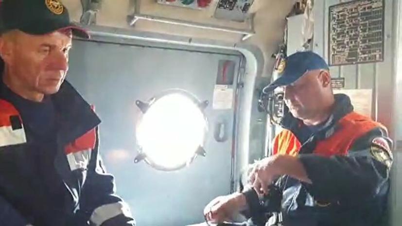 Поиски пропавшего Ан-26 на Камчатке продолжатся до наступления темноты
