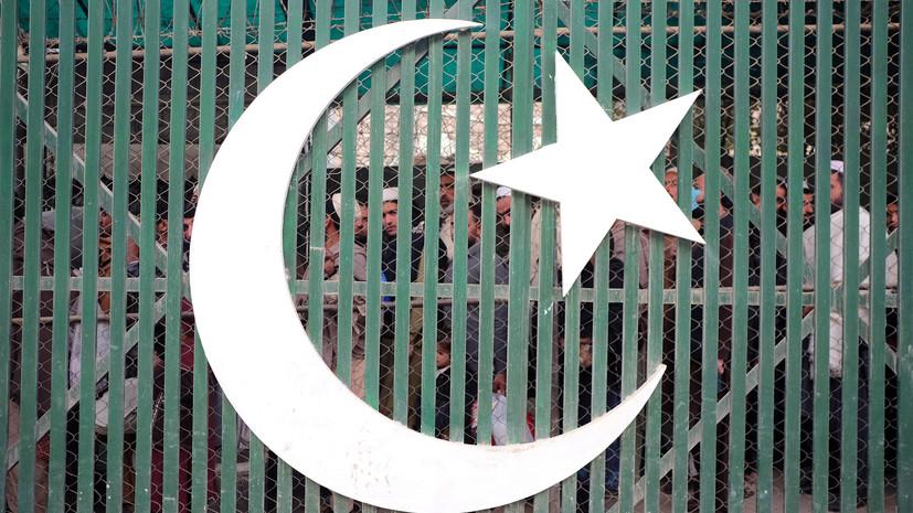 Пакистан не намерен открывать границы для беженцев из Афганистана