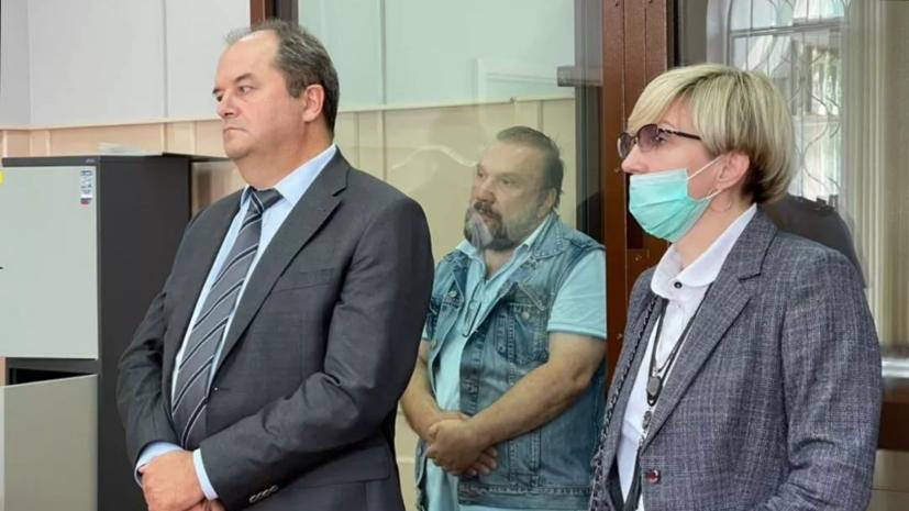 Защита бизнесмена Батурина обжаловала его арест