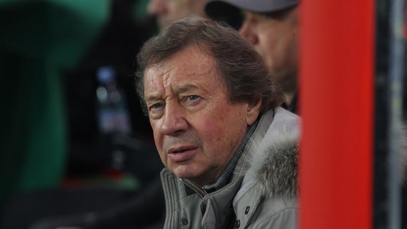 Сёмин считает, что сборная России нуждается в отечественном тренере
