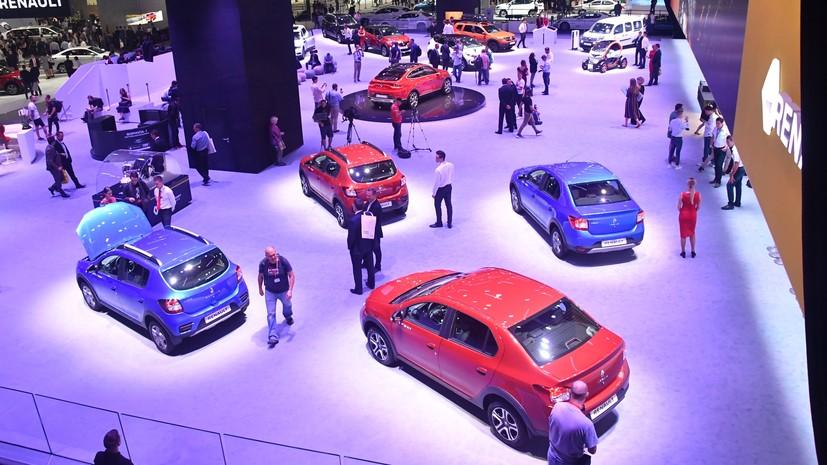 «Динамика превышает ожидания»: почему в России резко выросли продажи легковых автомобилей
