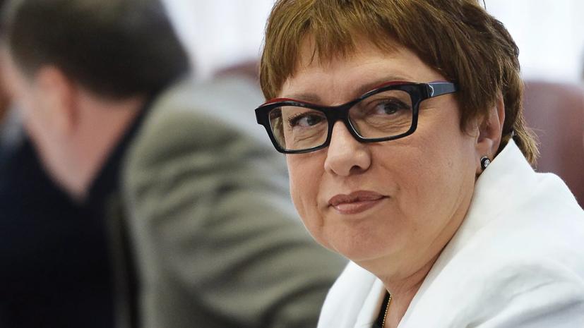 Смородская: только Виллаш-Боаш может согласиться возглавить сборную России