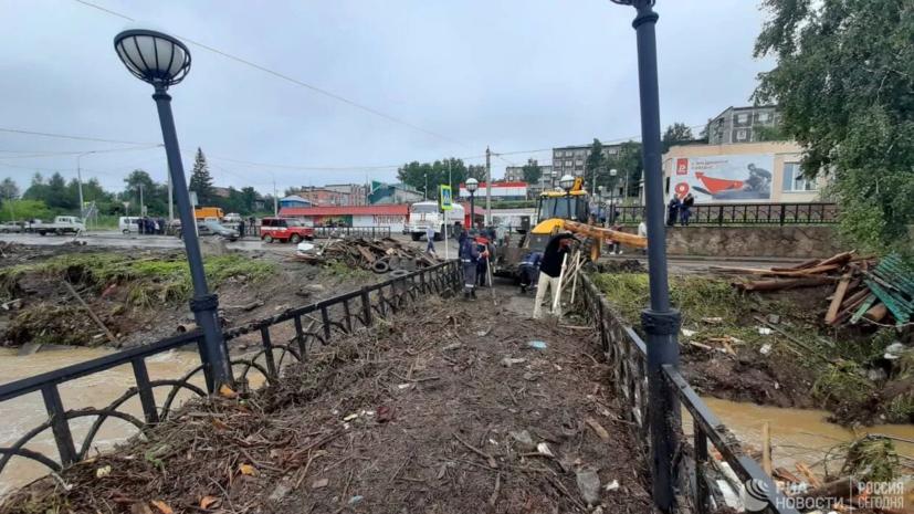 Пострадавшие от паводка жители Свердловской области получат выплаты