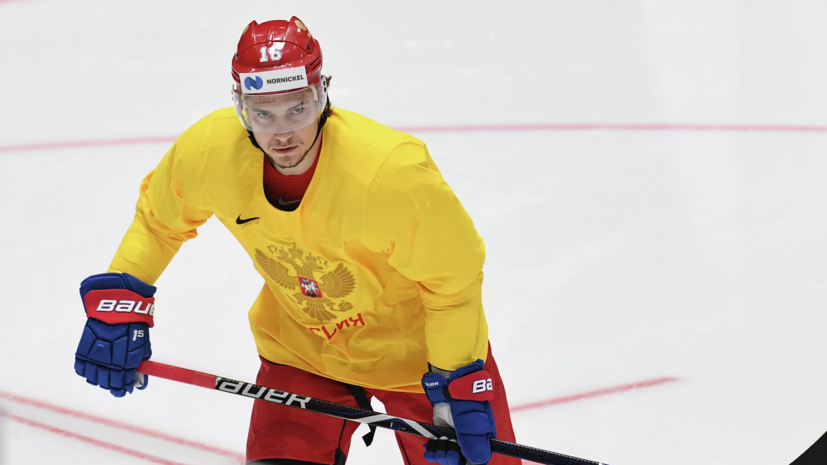 Хоккеист «Металлурга» Плотников перешёл в ЦСКА