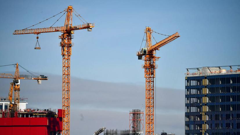 В Калининградской области ввели в эксплуатацию 1590 жилых домов в январе — мае