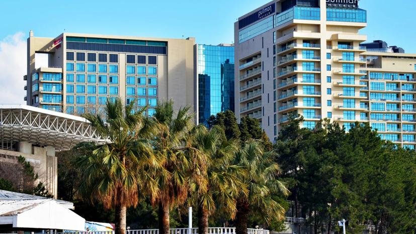 В АТОР прокомментировали ситуацию с ценами в отелях Сочи