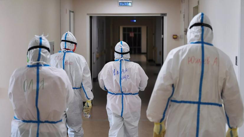 В Курганской области 8 июля откроют новый ковид-госпиталь