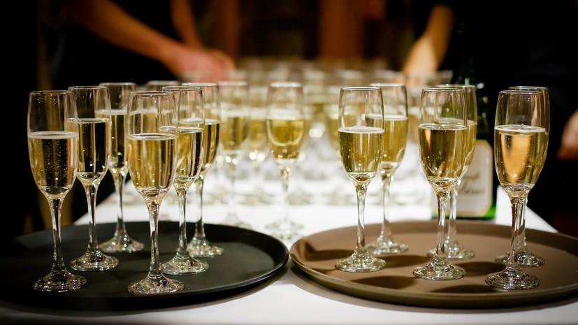 В МИД Франции прокомментировали российский закон о шампанском
