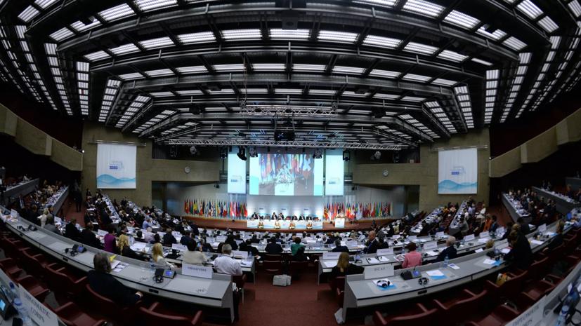 Делегация России покинула заседание ПА ОБСЕ из-за нарушения регламента