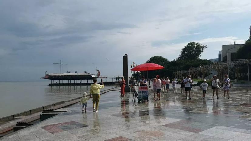 Власти Ялты предупредили о возросшей угрозе оползней после наводнения