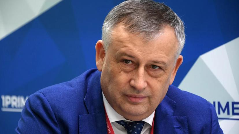 Губернатор Ленобласти прошёл ревакцинацию от COVID-19