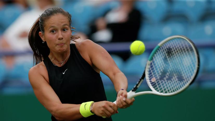 ТеннисисткаКасаткина может пропустить Олимпиаду в Токио