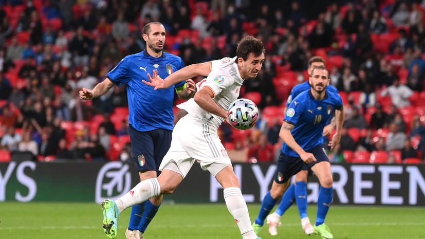На Евро-2020 побит рекорд по количеству матчей с дополнительным временем