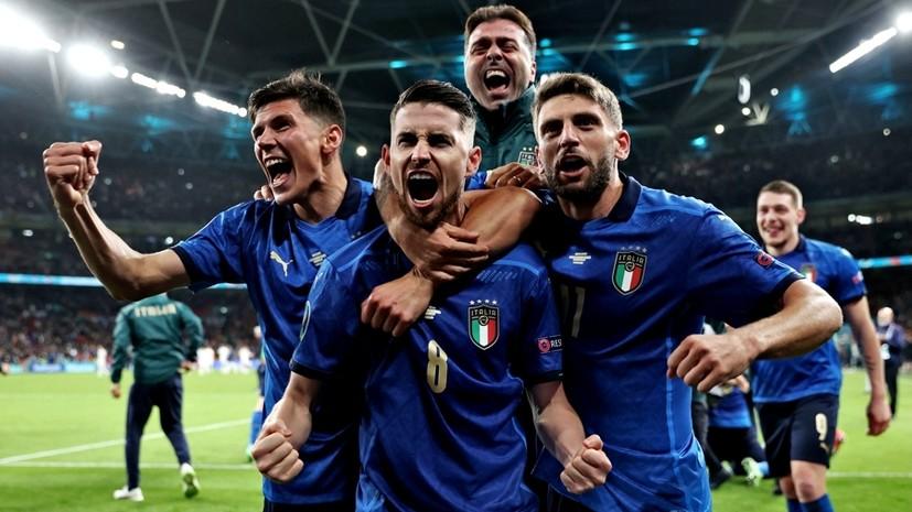 Серийные «убийцы»: как Италия выстрадала победу над Испанией и вышла в финал Евро-2020