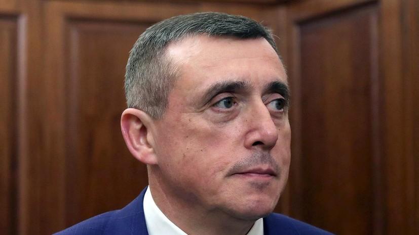 Губернатор Сахалина выразил соболезнования в связи с крушением Ан-26