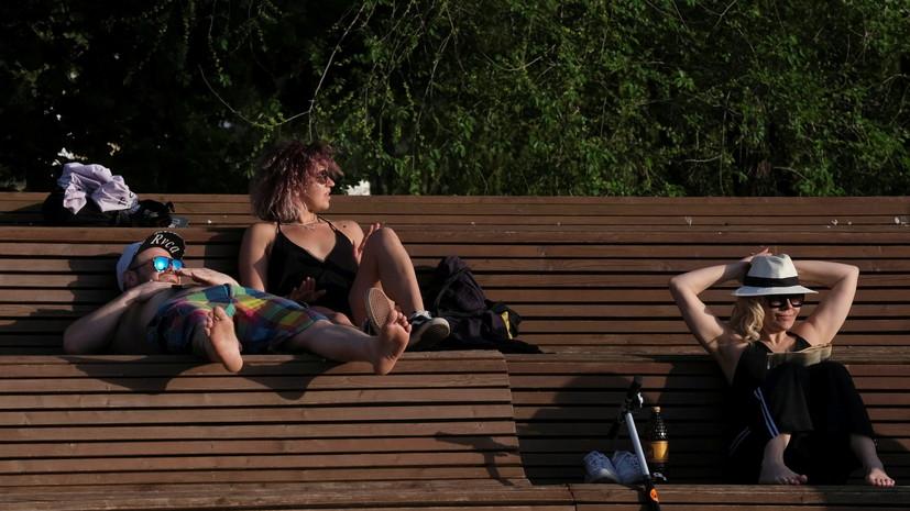 Синоптики прогнозируют жаркую погоду в ряде регионов России