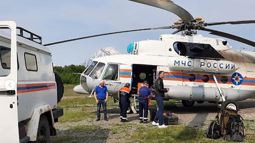 С участием водолазов, плавкрана и маломерного судна: на Камчатке приступили к извлечению тел погибших при крушении Ан-26