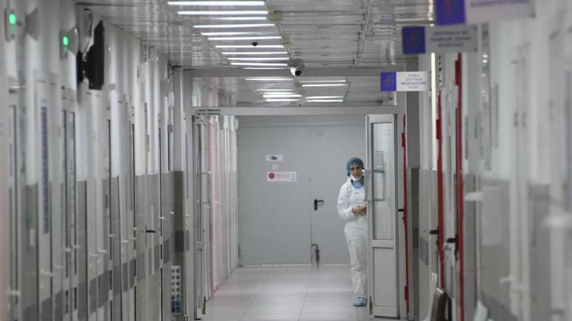 В России за сутки скончались 725 пациентов с коронавирусом
