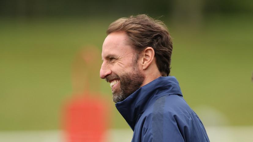 Саутгейт высказался о давлении на Англию перед полуфиналом Евро-2020 с Данией