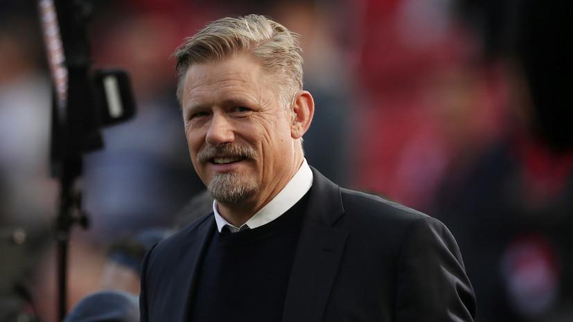 Петер Шмейхель оценил шансы Дании на победу в полуфинале Евро-2020 с Англией