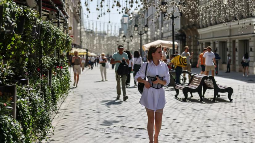 В Москве объявлен «оранжевый» уровень погодной опасности из-за жары