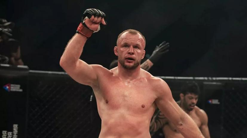 Шлеменко объяснил, почему до сих пор не перешёл в UFC
