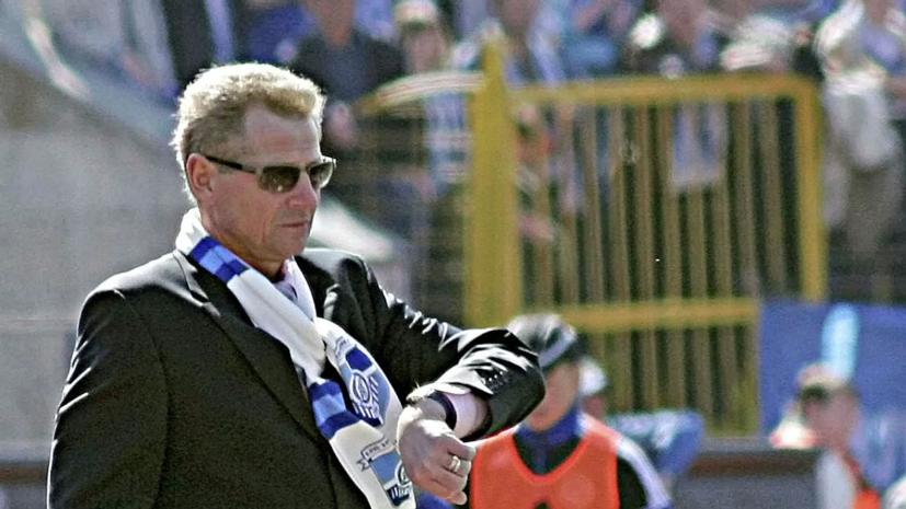 Петржела поддержал кандидатуру Виллаш-Боаша на пост главного тренера сборной России