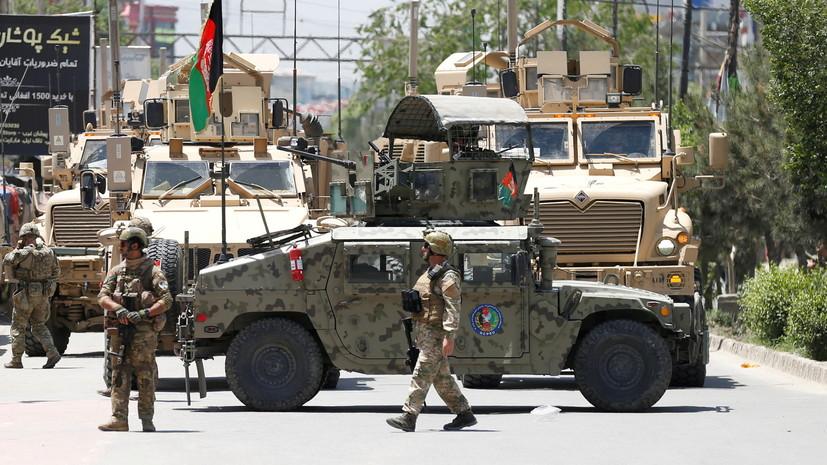 В Афганистане предупредили о риске роста числа беженцев на фоне эскалации