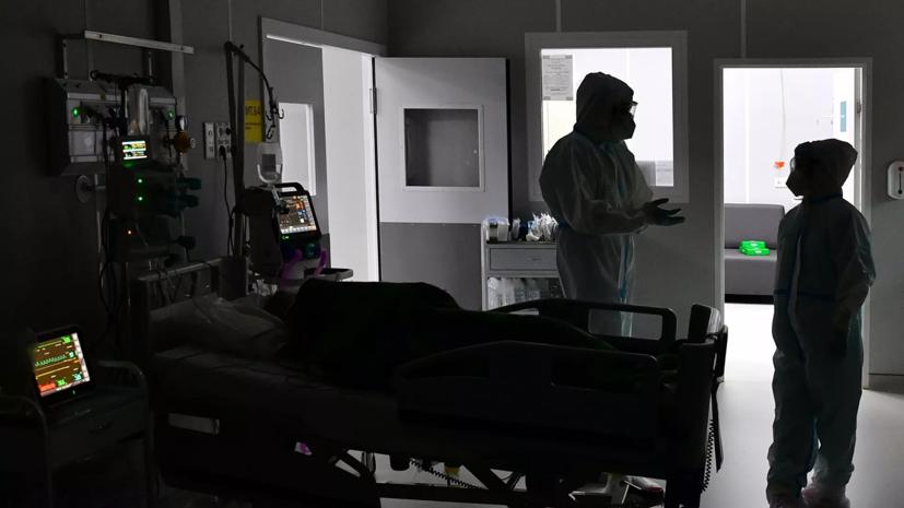 В Курской области открыли два госпиталя для пациентов с COVID-19