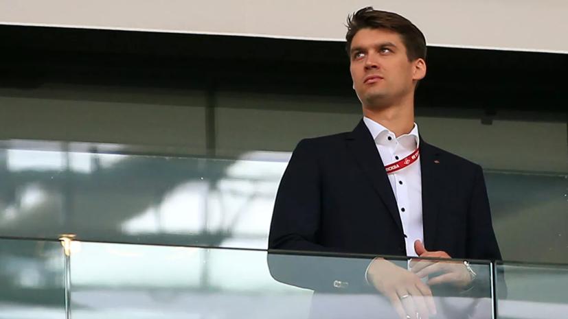 Источник: Цорн станет техническим директором «Локомотива»