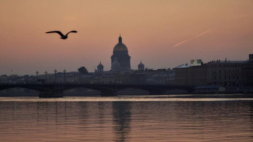 В Петербурге побит температурный рекорд 11-летней давности