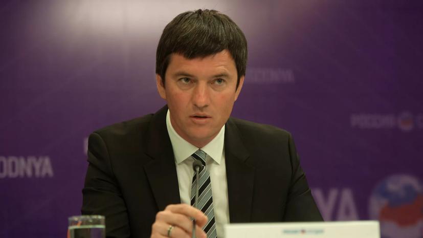 Глава ФГСР прокомментировалобнаружение мельдония у Моргачёва и Сорина