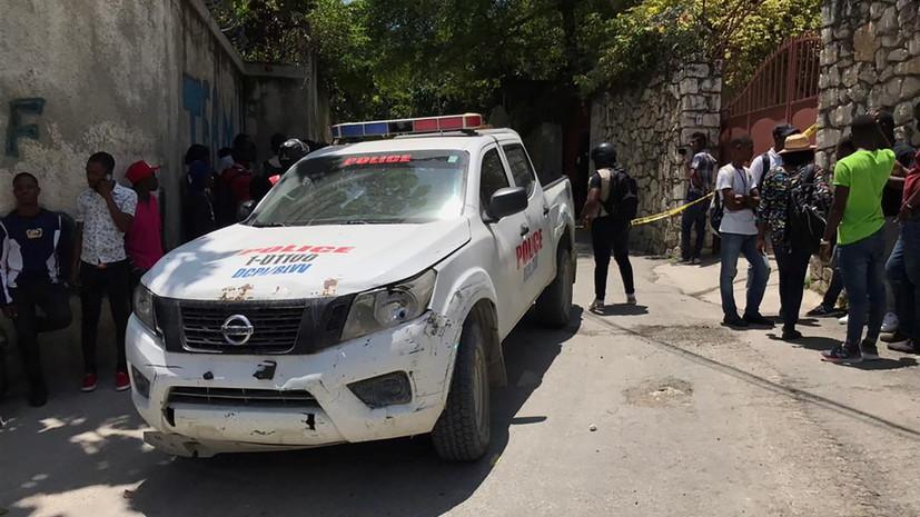 Доминикана изучает возможное проникновение убийц президента Гаити в свою страну