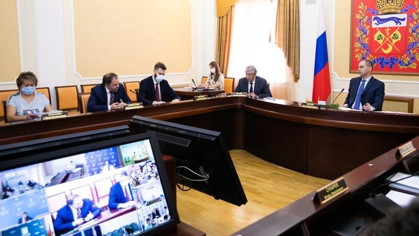 В Оренбургской области рассказали о работе по обеспечению детей-сирот жильём