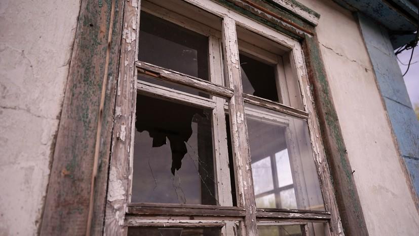 В ЛНР заявили о ранении женщины в результате обстрела ВСУ