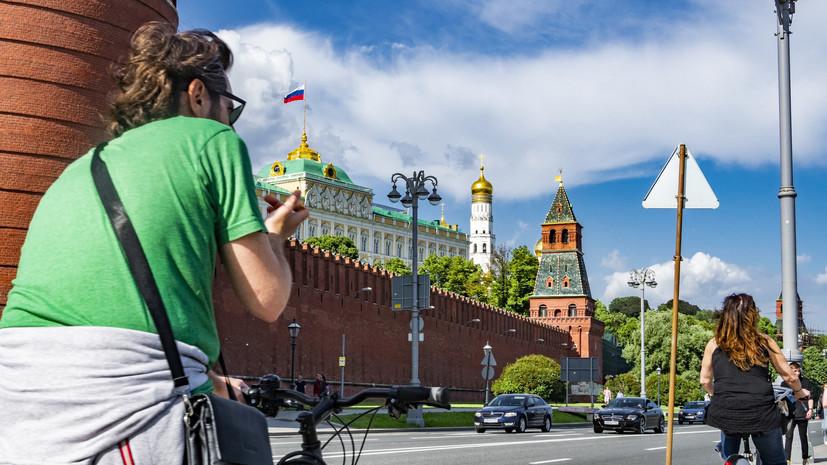 В Москве объявили «оранжевый» уровень погодной опасности 8 июля