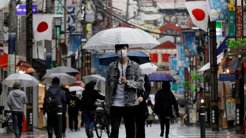 В Токио введут охватывающий Олимпиаду режим ЧС из-за COVID-19