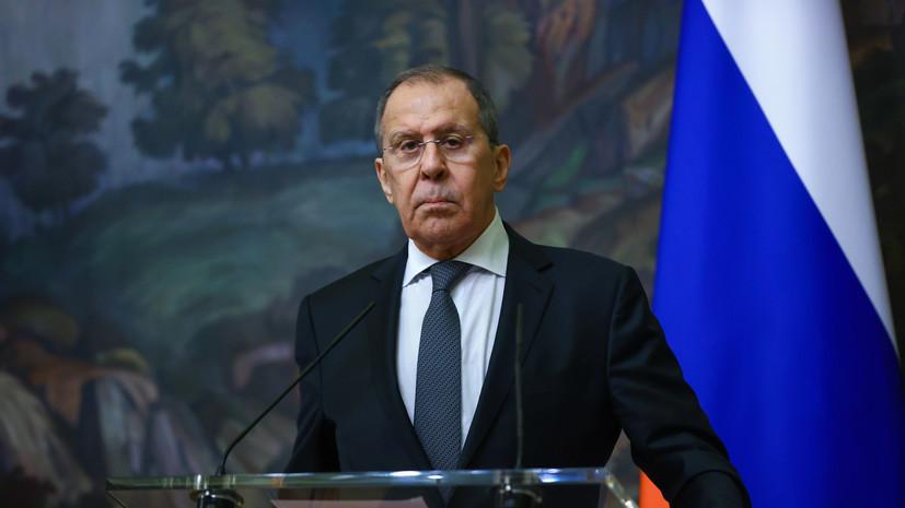 Лавров заявил о возможных попытках Запада повлиять на внутреннюю политику России