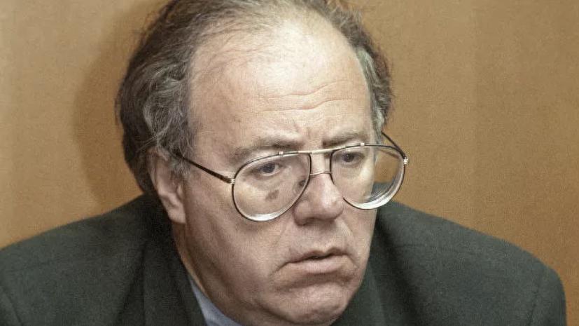 Умер народный артист России Михаил Глуз