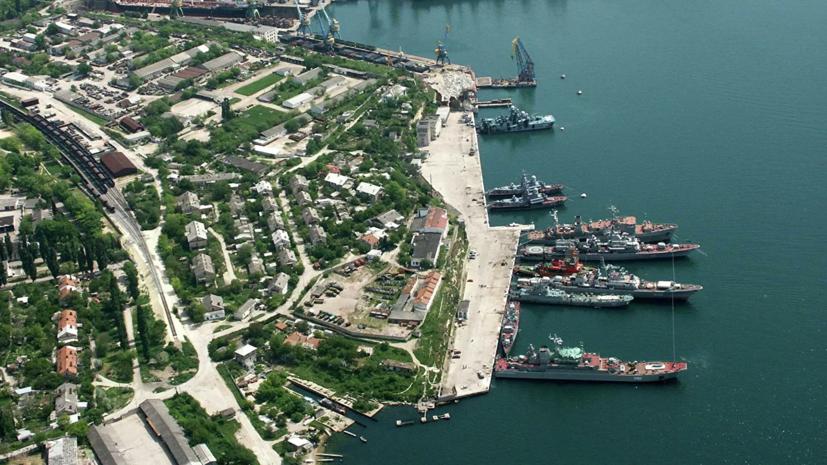 Полпред: Украина умышленно создаёт условия для ухудшения экологии в Крыму