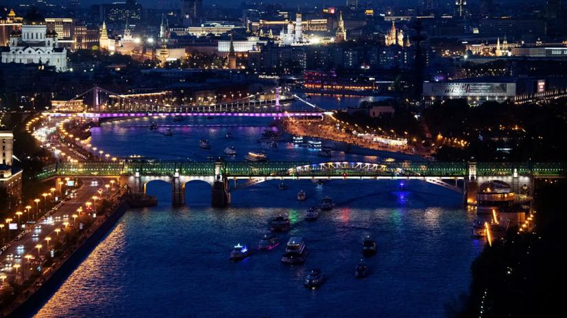 Метеоролог прокомментировал прогноз о жаркой погоде в Москве