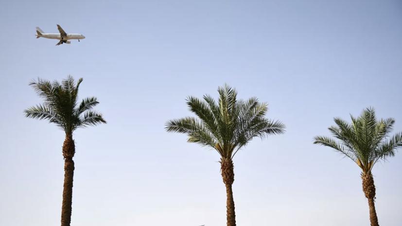 Чартерное разрешение: Путин отменил указ о запрете полётов на курорты Египта