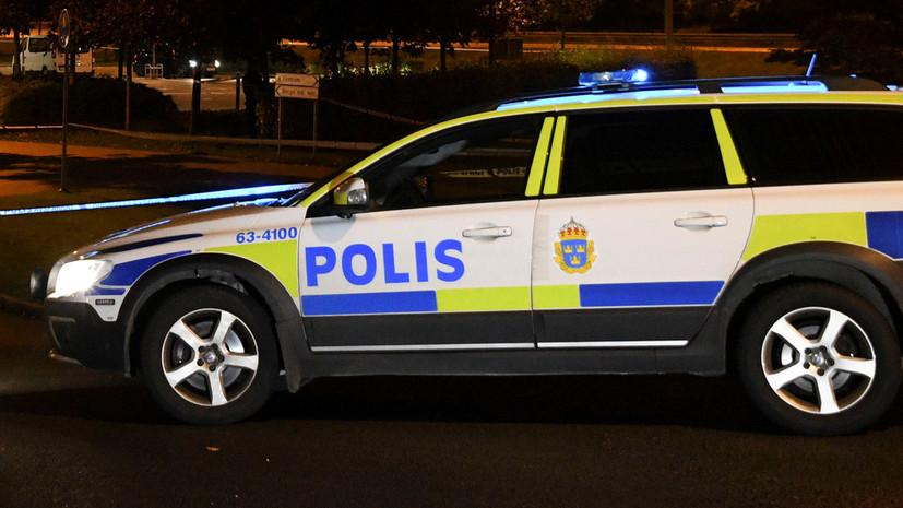 В Швеции разбился самолёт, на борту которого было девять человек