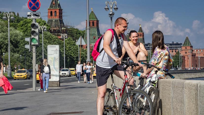 Синоптики рассказали, сколько в Москве продержится «парниковый котёл»