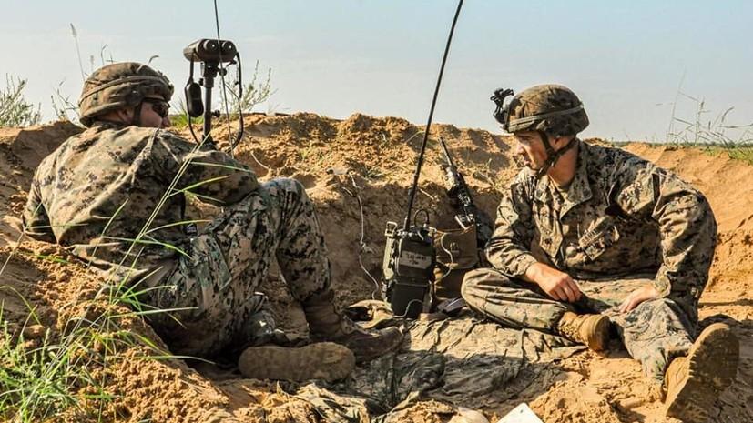 НАТО и Украина отработали уничтожение «квазиреспублики» на учениях